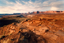 White Rim Trail, Utah