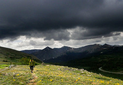 Cottonwood Pass, Colorado
