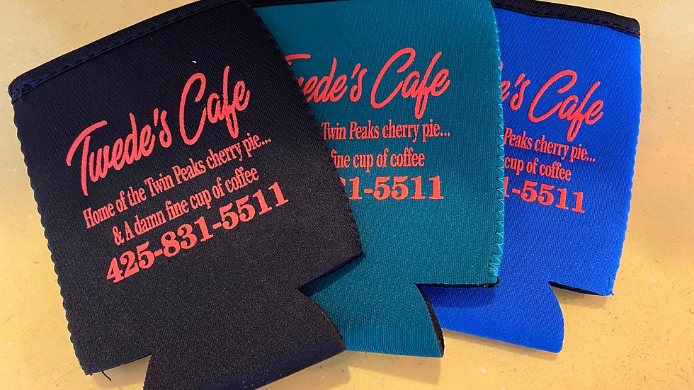 Twede's Can Coozie