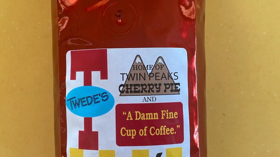 1 lb Bag Of Damn Fine Coffee