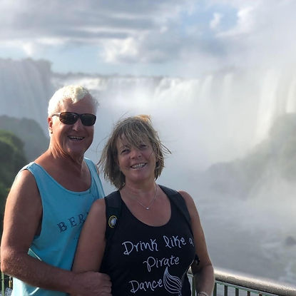 Theresa & Godfrey, 60+