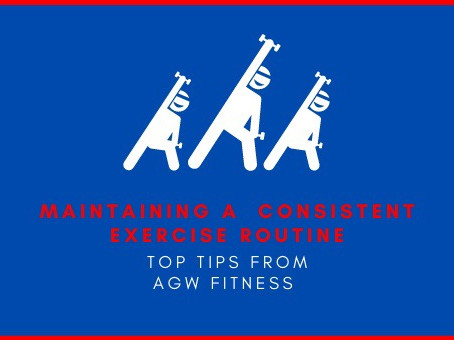 Top Tips from AGW Fitness