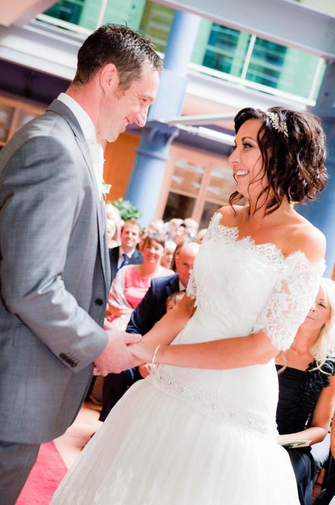 Taking Their Vows