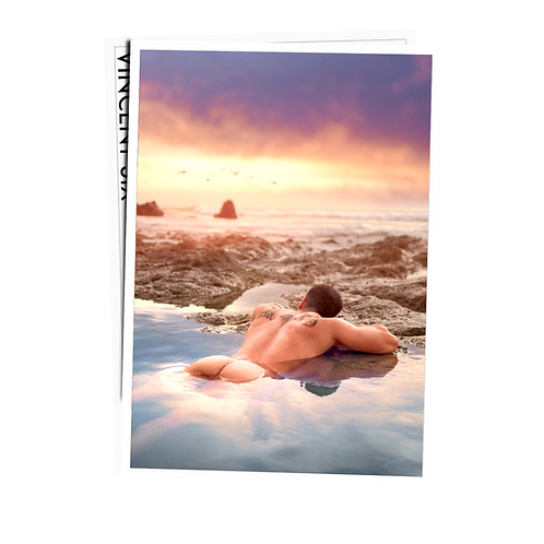 Tides - Postcard