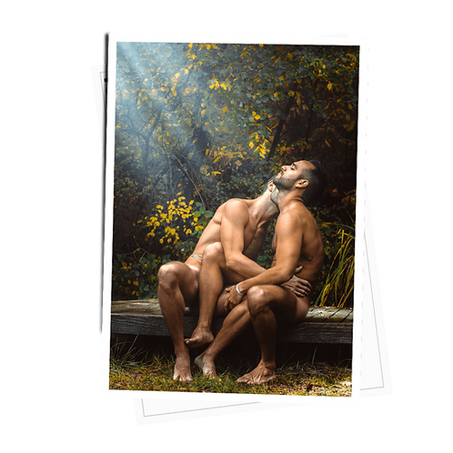 Passion - Postcard