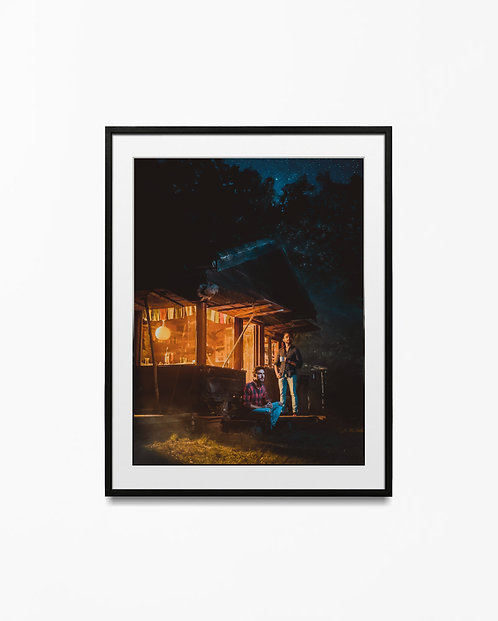 The Cabin - Art Print