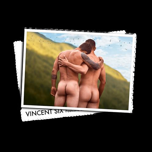 TheHug - Postcard