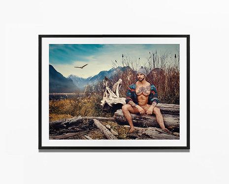 Eagle Mountain - Art Print