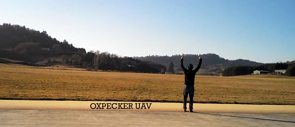 Oxpeckers UAV, Portland