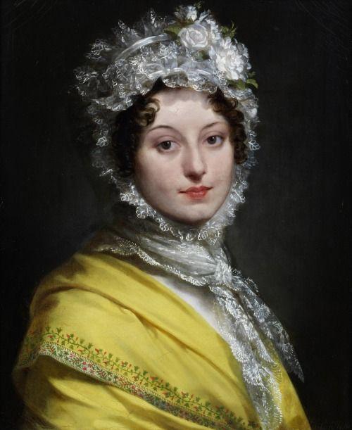Louise Antoinette, c. 1807