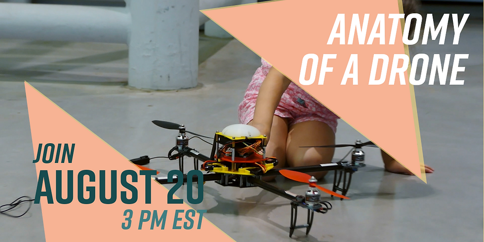 Anatomy of a Drone