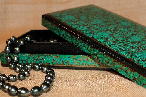 Emerald Jewels Box