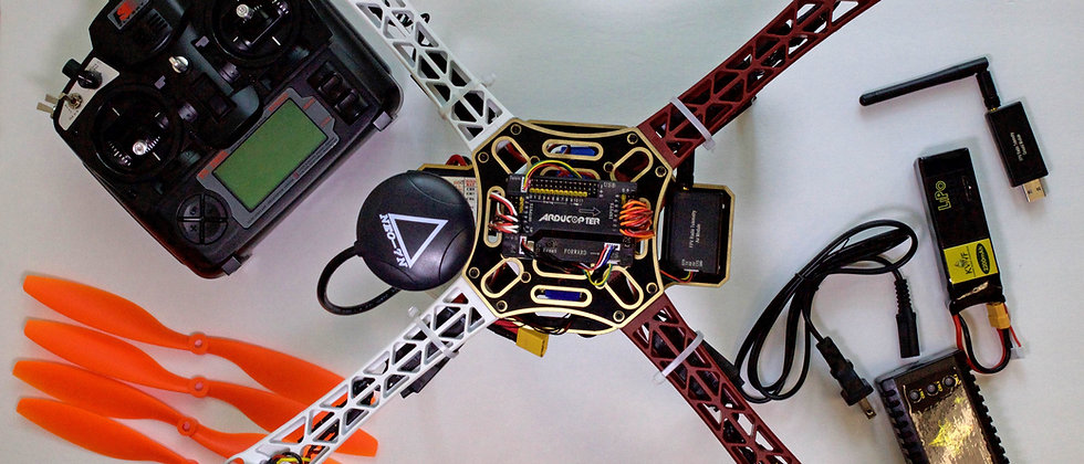Quadcopter Drone Kit