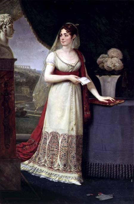 Empress Joséphine, 1808