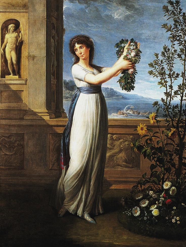Empress Josephine as Venus, 1796