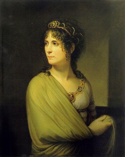 Empress Josephine, 1808
