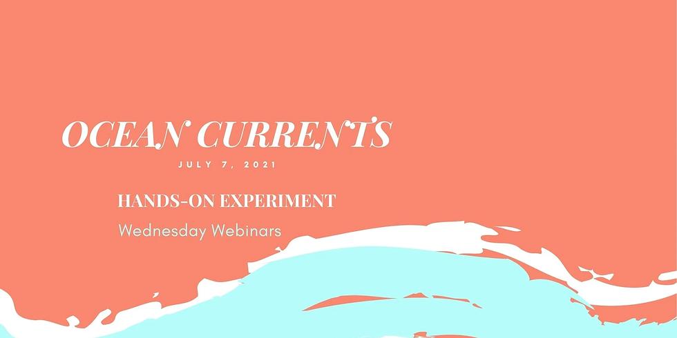 Ocean Currents A Hands-on Experiment