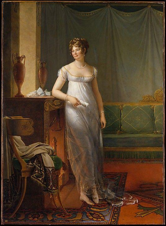 Princesse de Bénévent, 1808