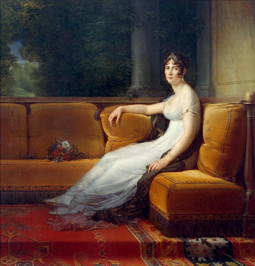 Empress Josephine, 1804