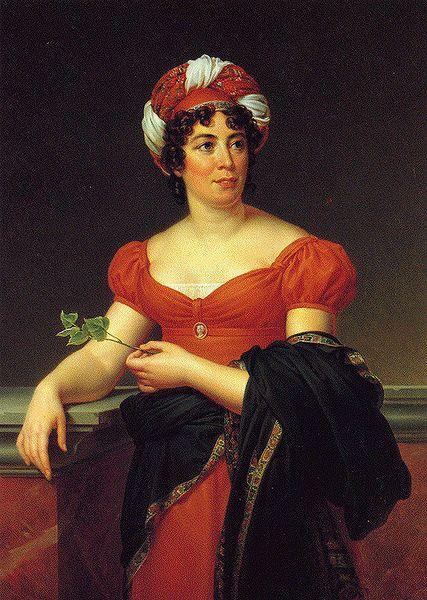 Madame de Staël, 1810