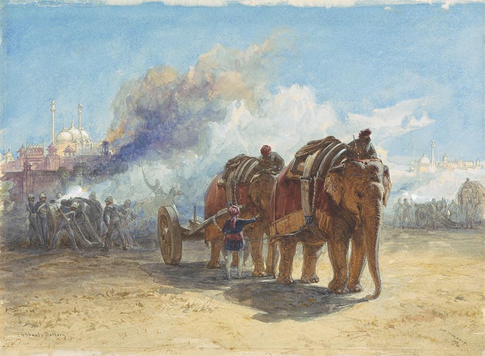 William Simpson, 1864