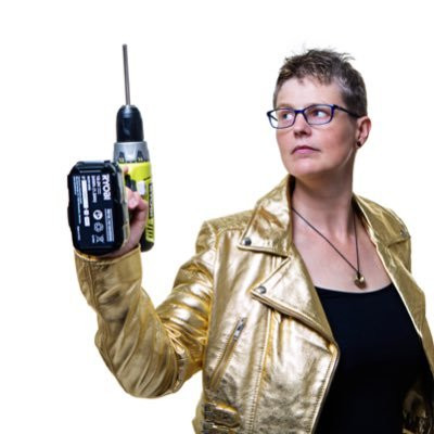 Dr Lucy Rogers, inventor, maker, podcaster and author