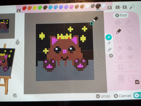 Make your own pixel art!