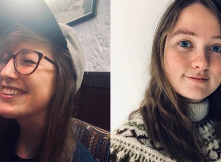Spotlight on TEC Women: Johanne Bergill and Georgia Higgins, game designers