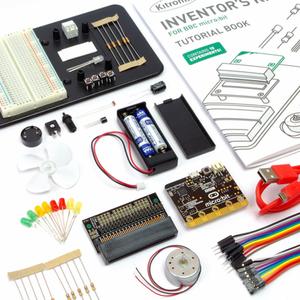 micro:bit Inventor's Kit from Kitronik