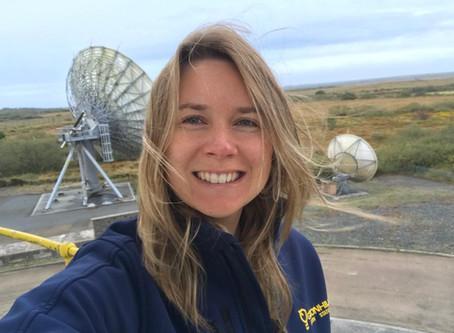 Spotlight on TEC Women: Olivia Smedley, space scientist