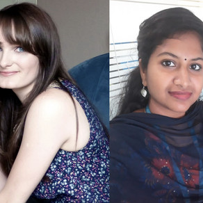 Spotlight on TEC Women: Selvi Nachiyar and Chantelle Ioannou, data developers