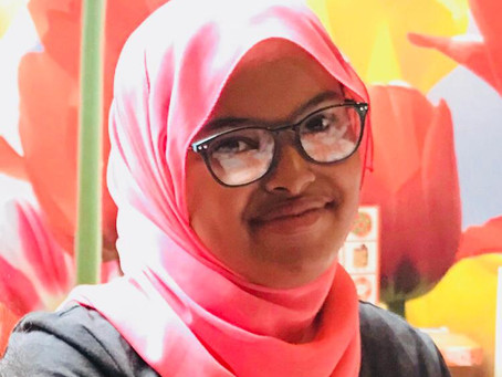 Spotlight on TEC Women: Amran Abdiqadir Mohamed, student researcher