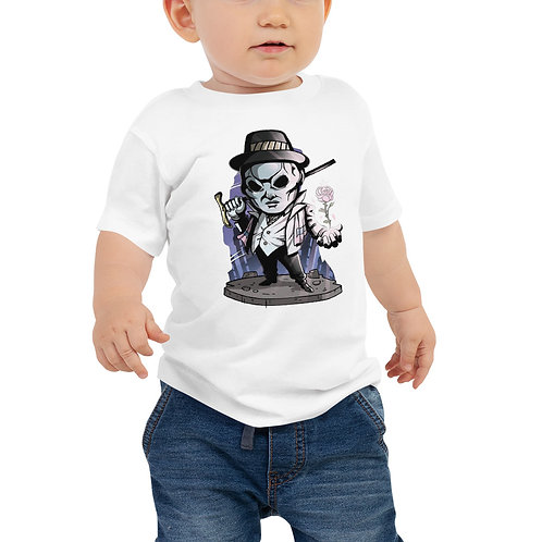 Mr Untouchable Chibi Baby Jersey Short Sleeve Tee