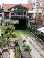 La Recyclerie - an urban farm in Paris (18th arr.)