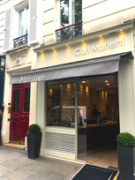 Carl Marletti, a high-end patisserie tucked away in the 5th arr.