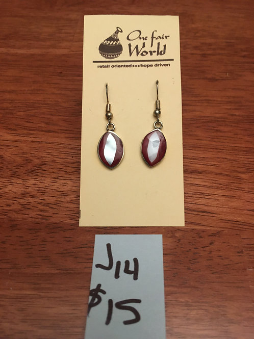Earrings, J14