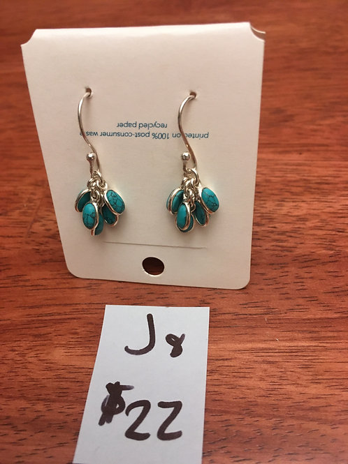 Earrings, J8