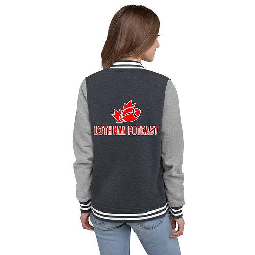 Women's Letterman Jacket