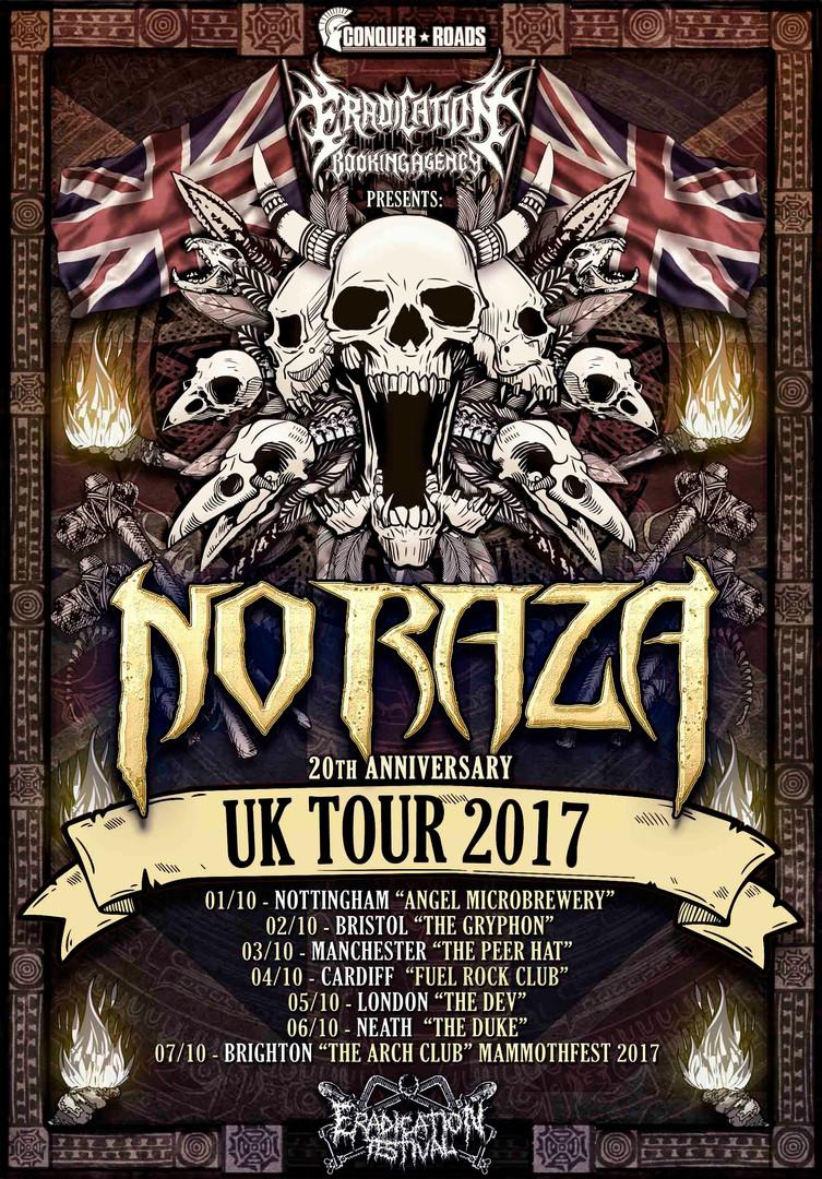 20th Anniversary UK Tour 2017