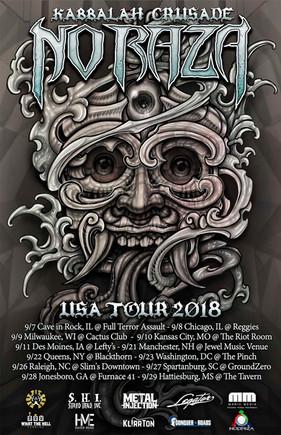 Kabbalah Crusade USA Tour 2018