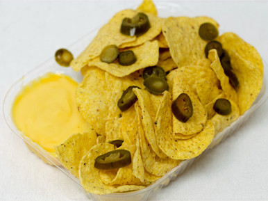 Nacho Chips with Cheese