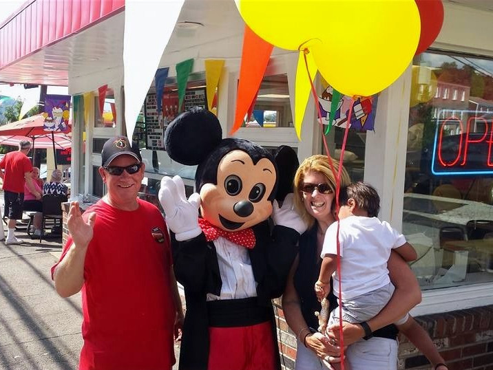The Owners with Mickey