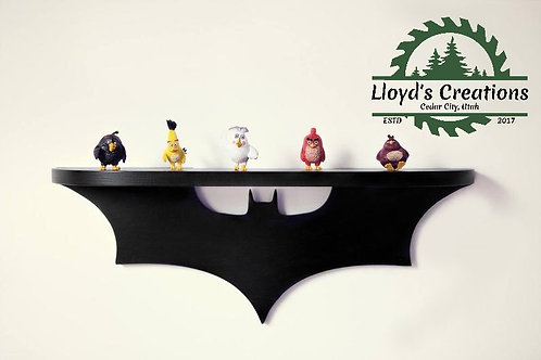 Large Batman Shelf