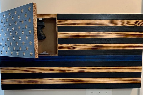 "Rustic Concealment ""Thin Line"" Flags"