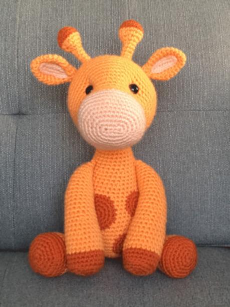 Ginnie the Giraffe