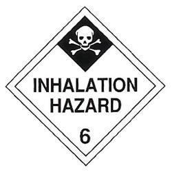 inhalation-hazzard