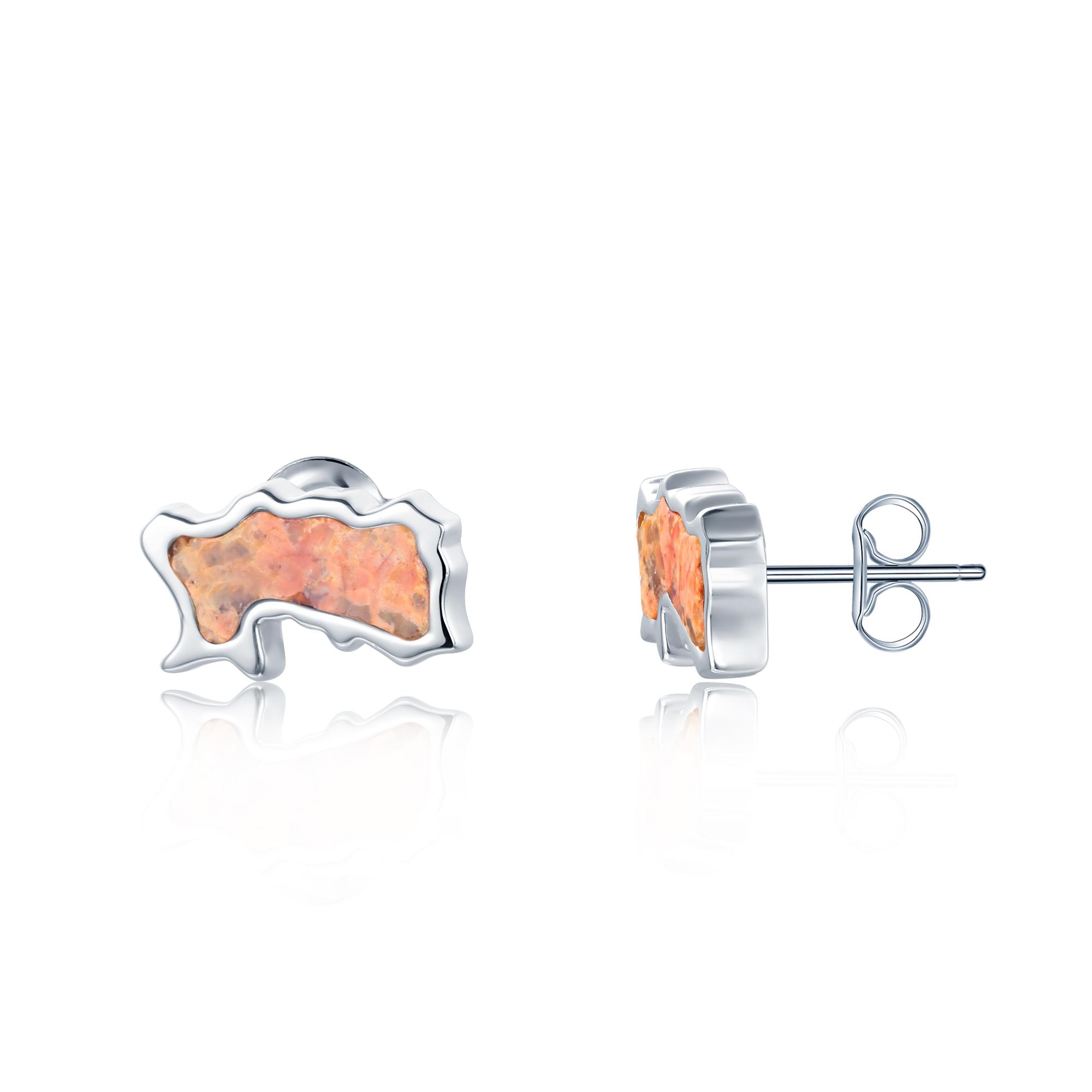 Jersey Island Earring