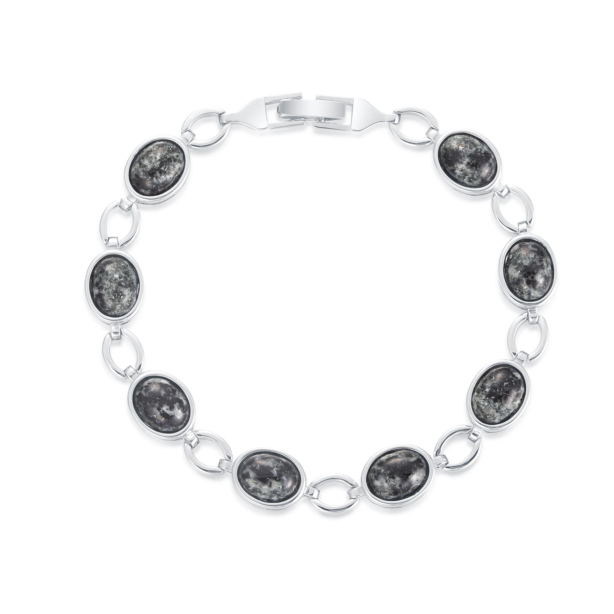 Jersey Granite Ovals Bracelet