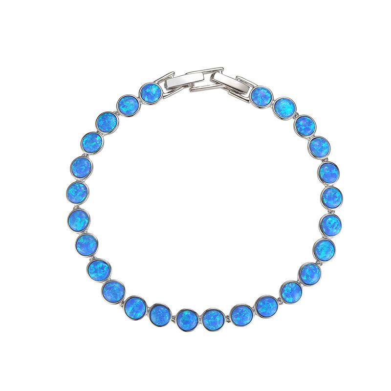 Opal Circles Bracelet