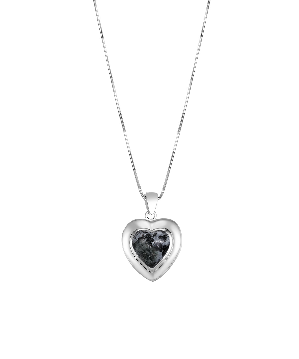 Madeira Heart Necklace